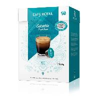 Cafe - Chicoree 16 capsules de cafe Single Origine Colombie 100 Arabica