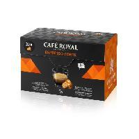 Cafe - Chicoree Espresso Forte - Compatibles avec le systeme Nespresso - 33 Capsules