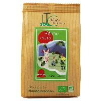 Cafe - Chicoree LE TEMPS DES CERISES Cafe Perou Bio 10 capsules 50 g