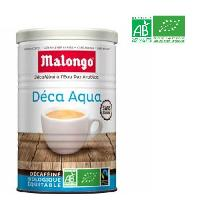 Cafe - Chicoree MALONGO Cafe decafeine aqua bio 250g