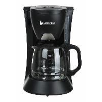 Cafetiere BLACKPEAR BCM 106 Cafetiere - 650 W - 4/6 tasses - Noir
