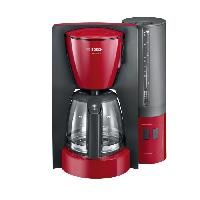 Cafetiere BOSCH TKA6A044 Cafetiere filtre - Rouge