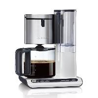 Cafetiere BOSCH TKA8631 Cafetiere filtre programmable Styline ? Blanc