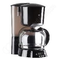 Cafetiere CONTINENTAL EDISON CF12PB Cafetiere filtre programmable - Noir