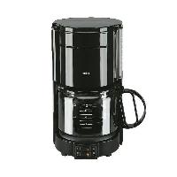 Cafetiere Cafetiere Filtre - BRAUN Aromaster Classic Noir KF