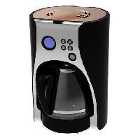 Cafetiere KALORIK Copper TKG CM 1050 TCO Cafetiere filtre programmable - Noir
