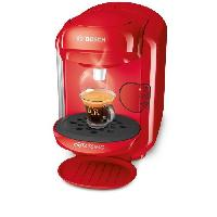 Cafetiere TASSIMO TAS1403 Machine a cafe VIVY - Rouge pourpre