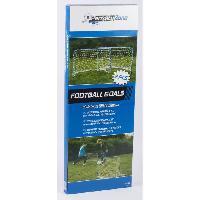 Cage - But - Format Officiel De Football Buts de footbal - 78x56x45cm