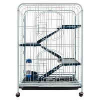 Cage Cage tower 64x44x93cm - Pour rongeur