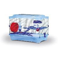 Cage KERBL Cage Kleo 42 pour hamster - 58x32x42cm