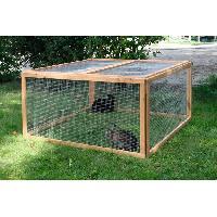 Cage KERBL Cage exterieur Vario pour rongeurs - 120x120x59cm