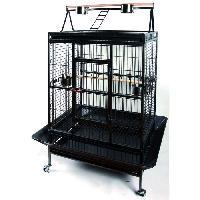 Cage TYROL Cage Big Perroquet 102x79x171cm - Pour oiseau