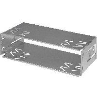 Cage pour Autoradio Cage Autoradio 1DIN Panasonic ap04 - Zinc