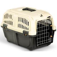 Caisse - Cage De Transport AIME Panier de transport Skudo - Pour chien et chat