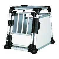 Caisse - Cage De Transport TRIXIE Box de transport aluminium pour chien - 48 X 57 X 64 cm