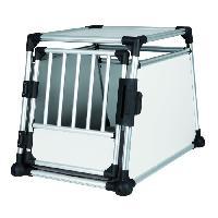 Caisse - Cage De Transport TRIXIE Box de transport aluminium pour chien - 63 X 65 X 90 cm