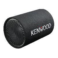 Caissons de basses Caisson tube Kenwood KSC-W1200T avec Subwoofer 30cm 1200W