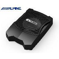 Caissons de basses Subwoofer Alpine PWE-V80 amplifie 160W 20cm