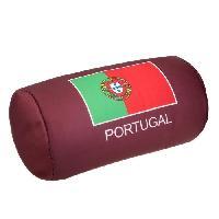 Cale Dos - Repose-tete Polochon confortable voiture - Drapeau portugais