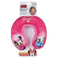 Cale Tete Siege Jemini Disney Minnie tour de cou en peluche +/- 19 cm pour enfant