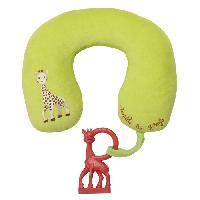 Cale Tete Siege Set voyage Sophie la girafe