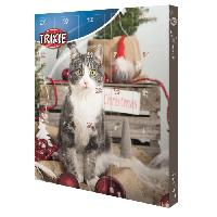 Calendrier De L'avent Calendrier de l'Avent pour chats - Special Noel Trixie