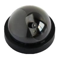 Camera Factice HESTEC Caméra factice dôme a usage intérieur ou extérieur