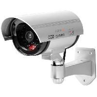 Camera Factice TECHNAXX Caméra de surveillance factice TX-18 CCD filaire