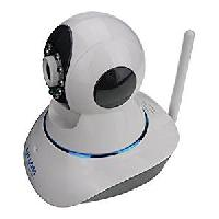 Camera Ip Camera IP Escam Patron QF500 14 CMOS alarme 1.0 MP - MID