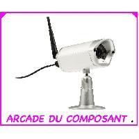 Camera Ip Camera IP HD Exterieure - 720P - Metal