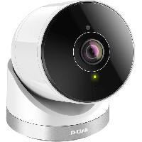 Camera Ip D-LINK Camera Wi-Fi d'exterieur a 180o Full HD - Dlink