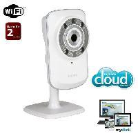 Camera Ip D-Link Camera sans fil DCS932L voyants infrarou...