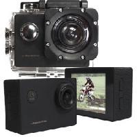 Camera Sport - Camera Frontale Camera sport full HD ecran 2 pouces Accessoires - MR.Handsfree - ADNAuto