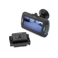 Camera de recul CAM401 Camera Arriere sans fil avec Ecran TFT 4.3 pouces Caliber