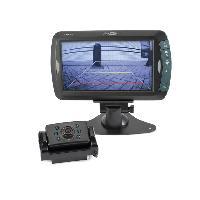 Camera de recul CAM701 Camera numerique arriere sans fil avec ecran TFT 7p Caliber