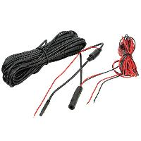 Camera de recul Cable extension 15 m compatible avec camera de recul