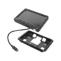 Camera de recul Ecran Universel TFT LCD A6202 800x480 7p 12V ADNAuto