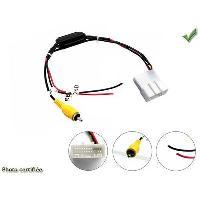 Camera de recul Module De Recuperation Camera De Recul compatible Nissan Frontier ap15 Note ap15 Generique