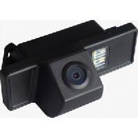 Cameras de recul Camera de recul integree dans eclairage plaque PEUGEOT 407 408 308CC 307 307CC
