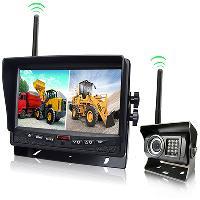 Cameras de recul Camera de vision arriere sans fil systeme RVS-7WD 2CH-IR