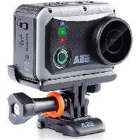 Camescope AEE S80 Camera de sport 1080p avec ecran LCD 2