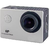 Camescope CONTINENTAL EDISON Caméra sport 4K étanche jusqu'a 30m