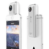 Camescope IMAX'S CAMERA 3K Camera 360degres - 3K - 800MAH - IPHONE 6 6S 6PLUS