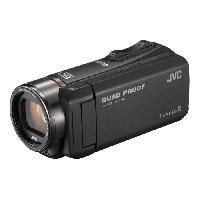 Camescope JVC GZ-R405BEU Caméscope - Etanche - Noir