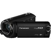 Camescope Numerique PANASONIC HC-W580 Caméscope numérique Full HD avec double caméra intégrée - WiFi - Noir