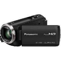 Camescope PANASONIC HC-V180 Camescope numérique Full HD 50p - Ultra grand angle 28mm
