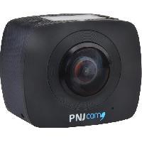 Camescope PNJCAM PANO DL 360 Caméra de sport Full HD WiFi 360°