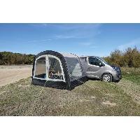 Camping - Camp De Base Auvent gonflable - BAYA SUN - Fourgon - Breva Air