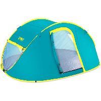 Camping - Camp De Base TENTE 3 PERSONNES COOLDOME 3 PAVILLO - 1 chambre - imperméabilité 300mm - idéal festival