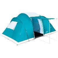 Camping - Camp De Base TENTE FAMILIALE 6 PERSONNES FAMILY GROUND 6 PAVILLO - 2 chambres + 1 salon - imperméabilité 3000mm